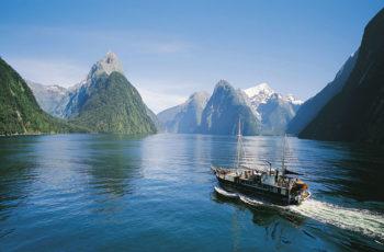 A incrível região sul da Nova Zelândia
