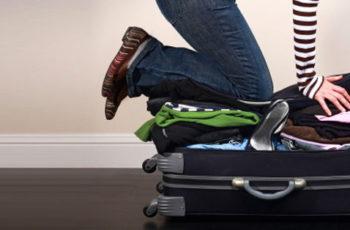 Como arrumar as suas malas para um intercâmbio?