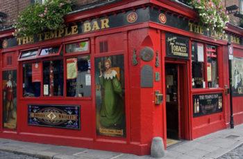 Temple Bar, o bairro cultural e boemio de Dublin!