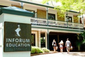 escolas austrália Inforum Education