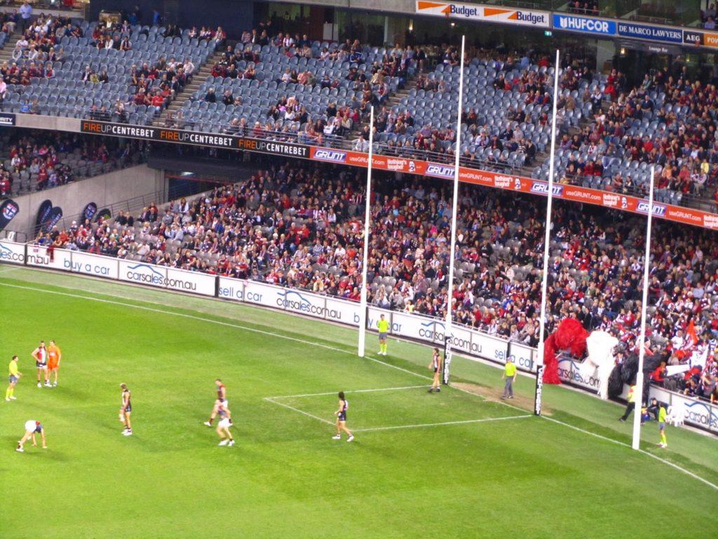 esportes mais populares na austrália