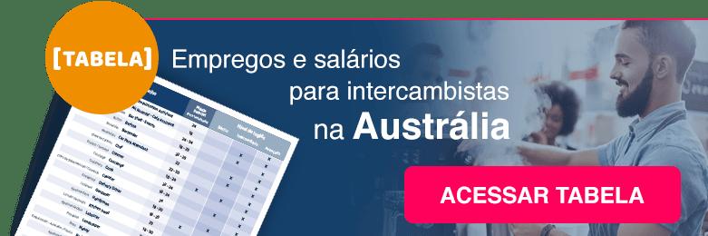empregos e salários na austrália