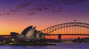cidades da austrália para fazer intercâmbio sydney