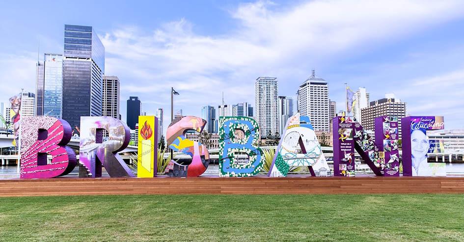 australia cidades principais brisbane
