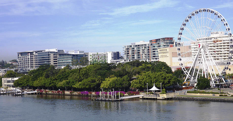 South Bank Parklands Brisbane