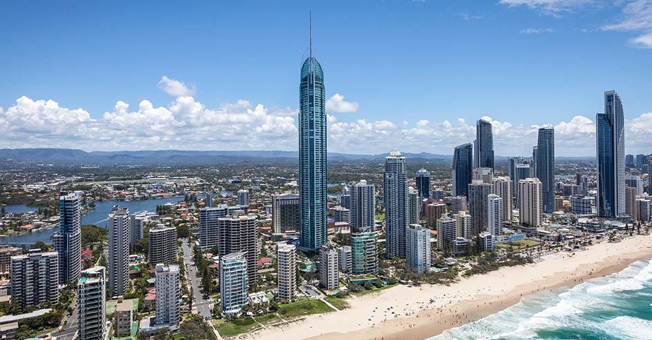gold coast cidades Austrália