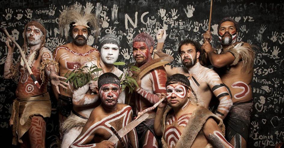cultura aborígene