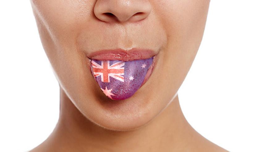 inglês australiano