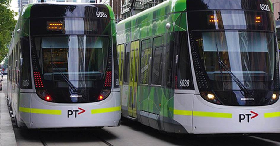 transporte público austrália