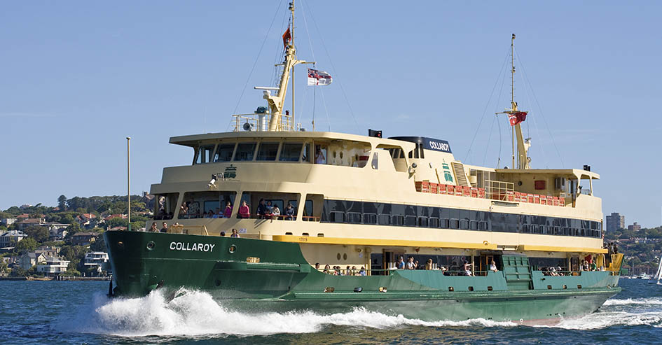 ferries australia