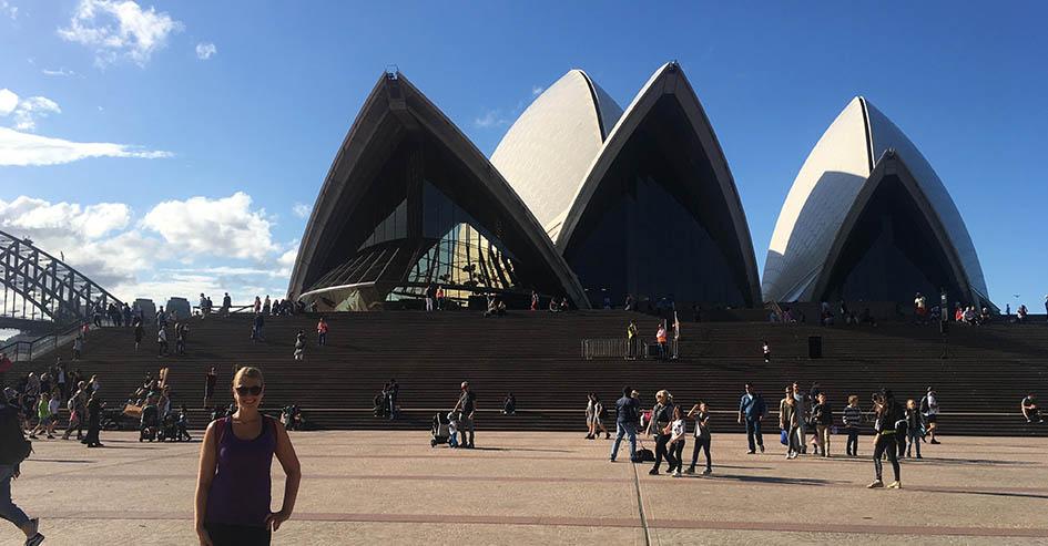 depoimento intercambistas na Austrália