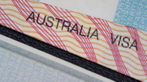 visto para australia