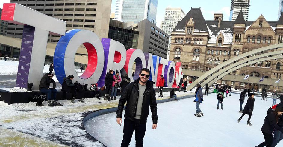Luis - depoimento intercâmbio canadá