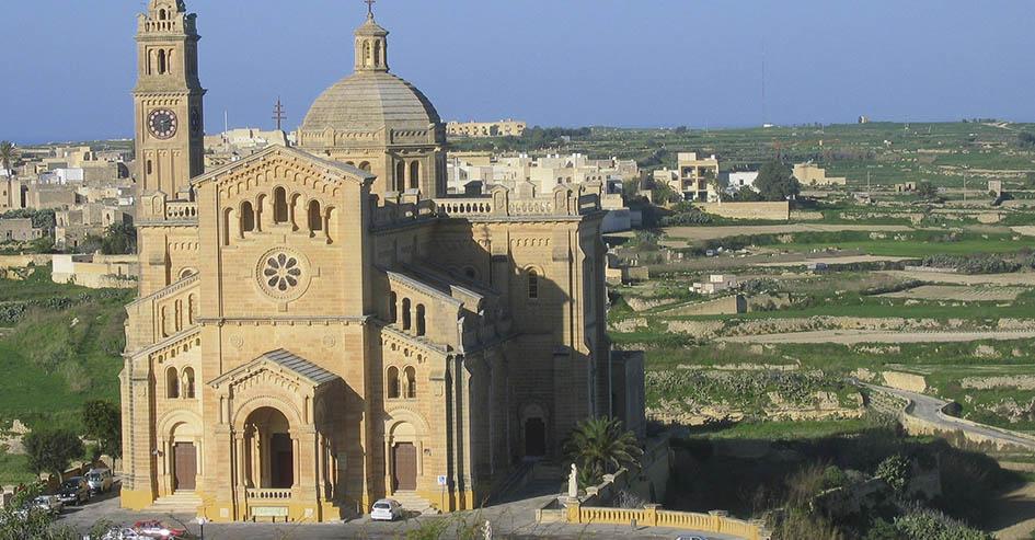 igrejas de Malta