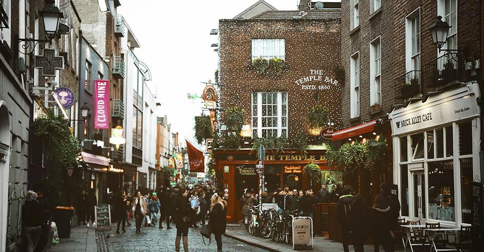 intercâmbio 6 meses Irlanda