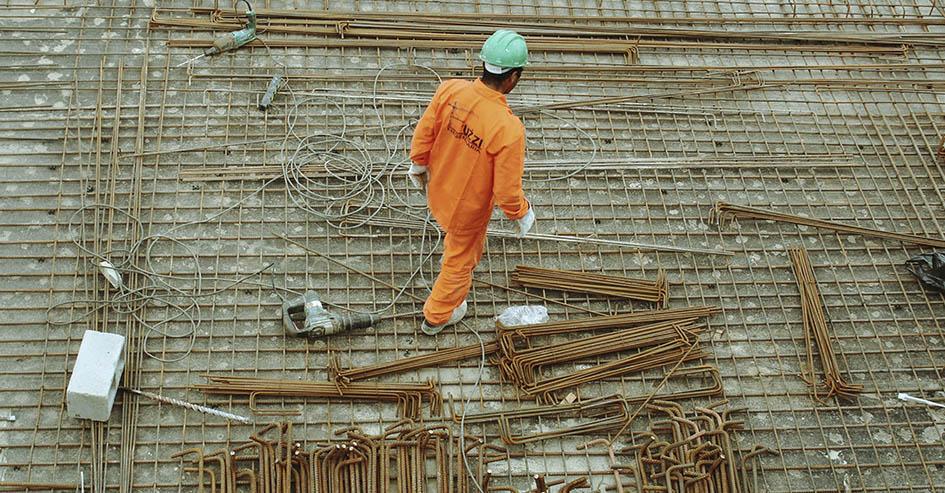 construção civil na Austrália