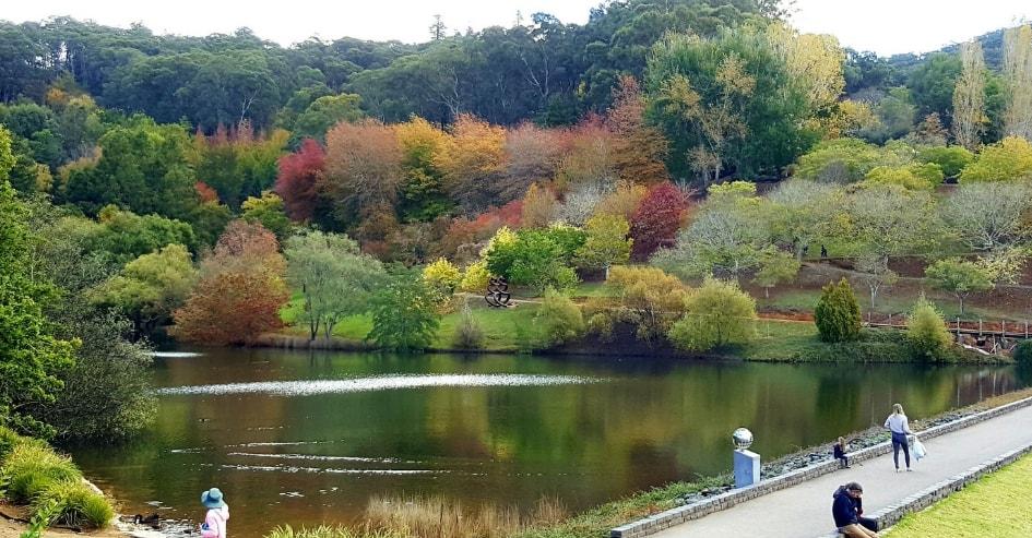 botanic park adelaide australia