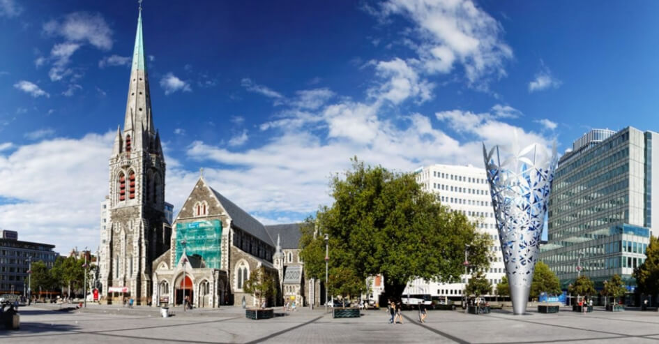 Christchurch Nova Zelândia