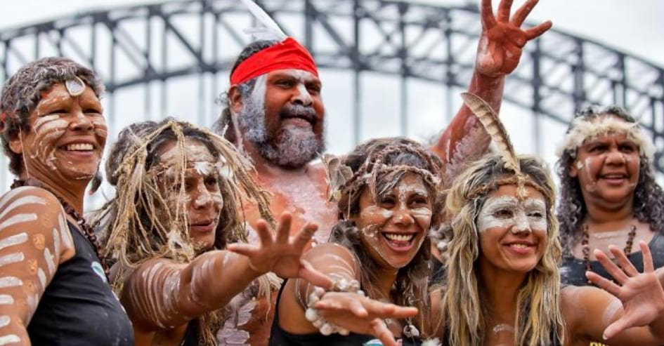 cultura da austrália