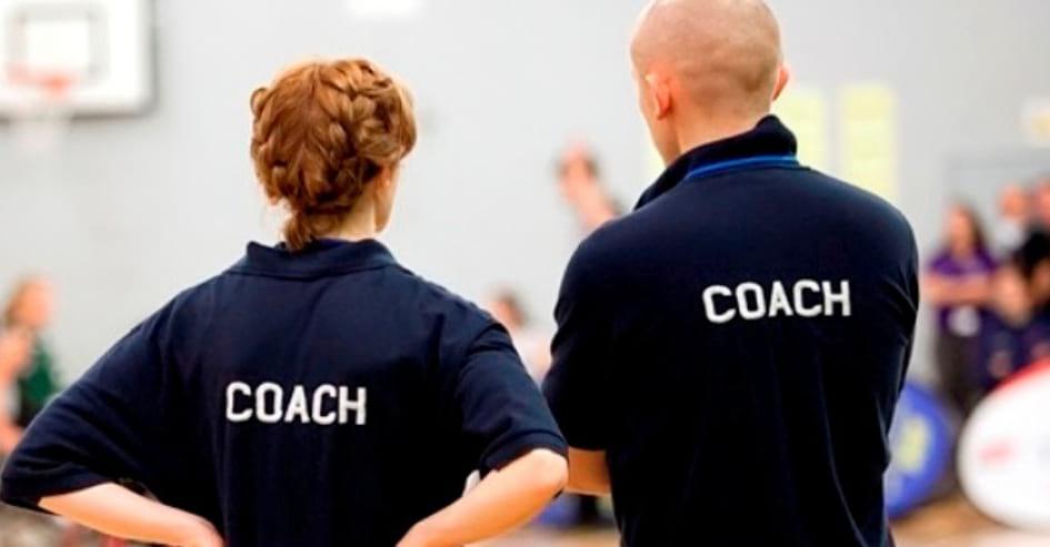 treinador esportivo