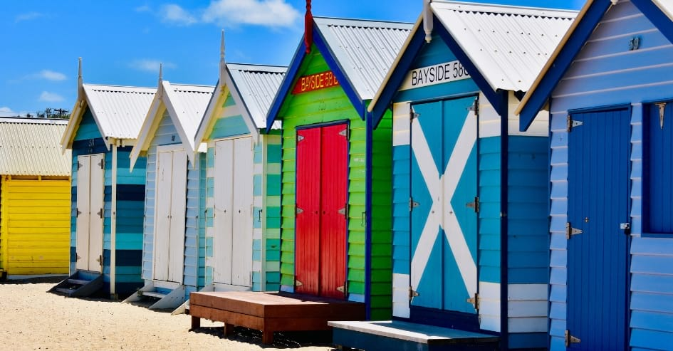 brighton bathing boxes melbourne