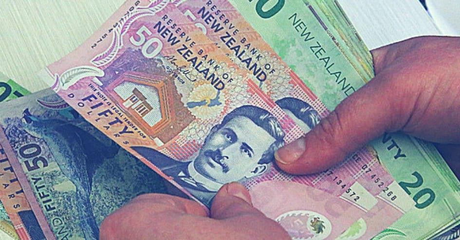 salário mínimo Nova Zelândia